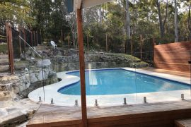 Pool – Glass Fencing