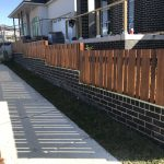 Fence installation in north Sydney