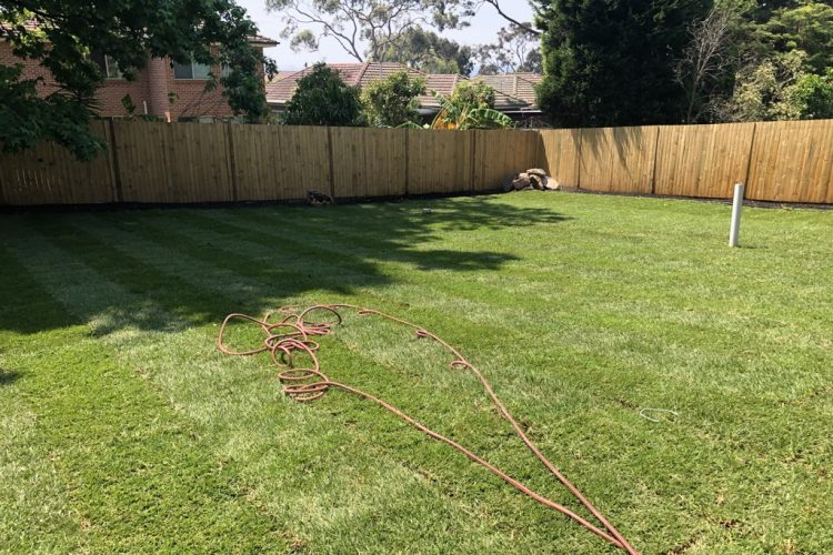 fence installation contractor in Sydney