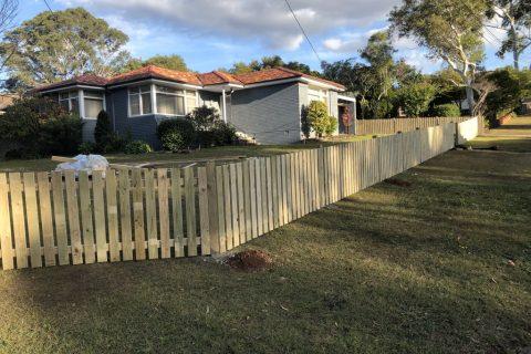 fence installation North Sydney
