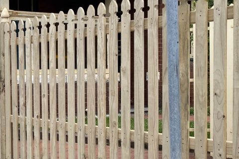Fence Installation In North Ride