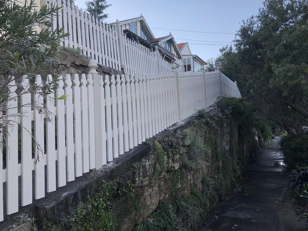 Fencing contractors sydney north