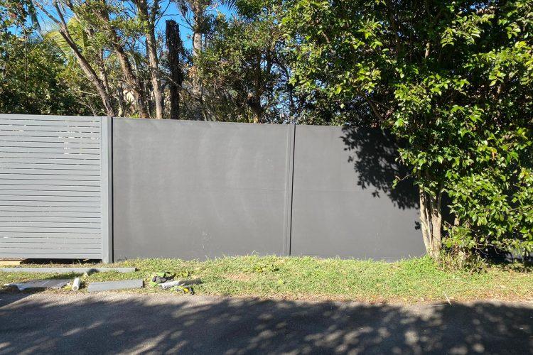 Modular fence Sydney