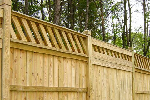 Fencing contractors northern beaches