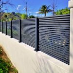 Security, strength, beauty; find it all at Aluminum fence services Sydney