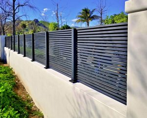 Aluminum fence services Sydney