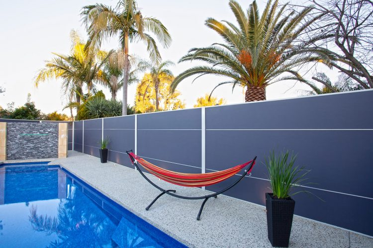 The most durable outdoor modular wall system in Sydney