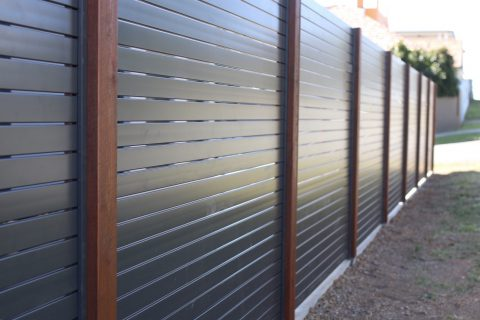 Secure your home with quality aluminium panel fencing in Sydney