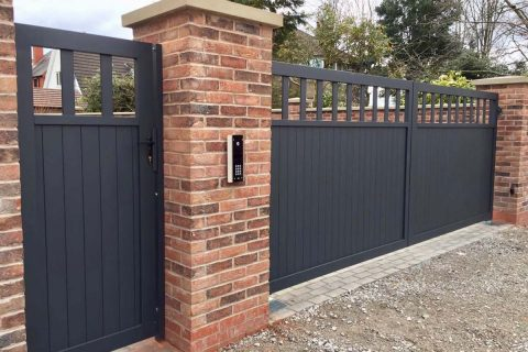 Secure your home with high-quality aluminium side gates Sydney