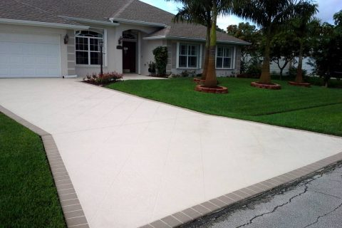 Concrete driveway Sydney makes your home looks perfect