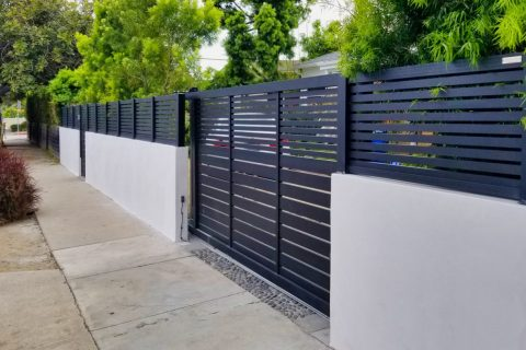 The best protection for your place with Aluminum gates Sydney