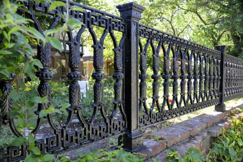 How can you find a wrought iron fence near me?
